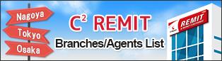 enRemit Branch Information